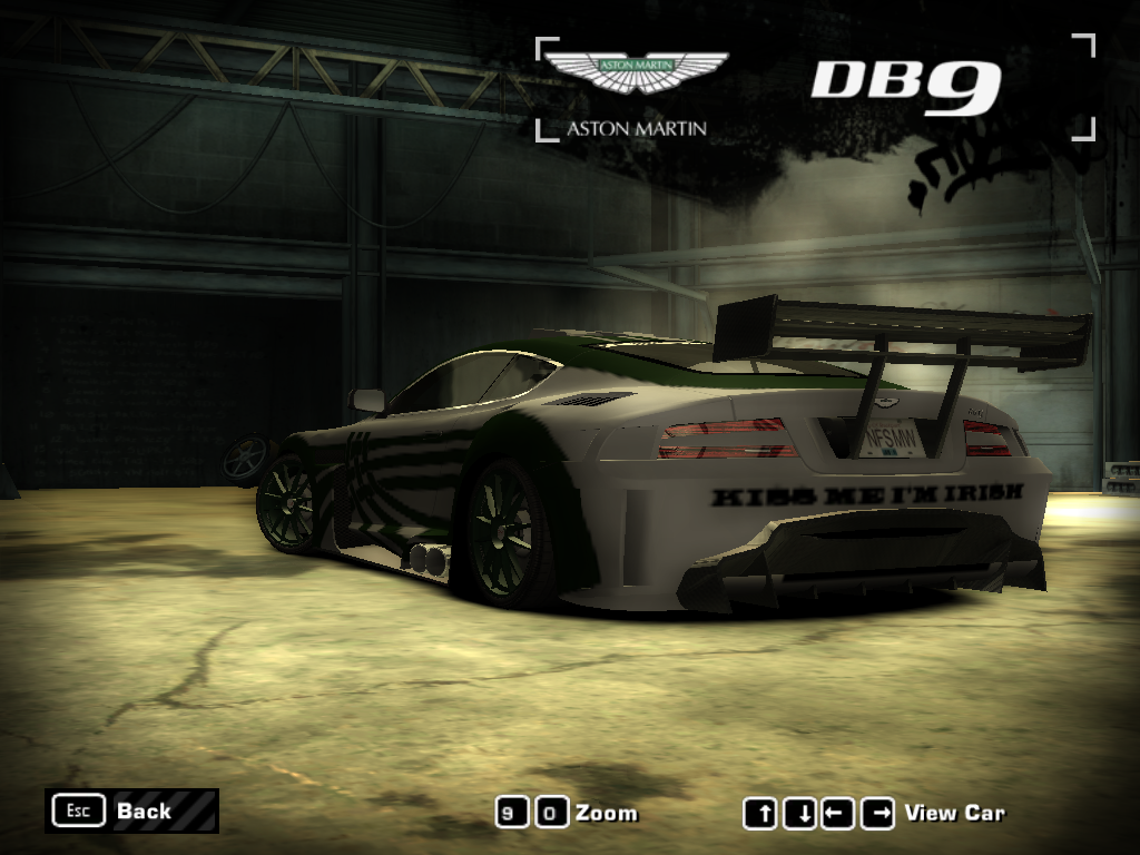 My Need For Speed Most Wanted Cars